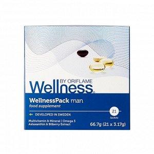 Wellness Pack для мужчин