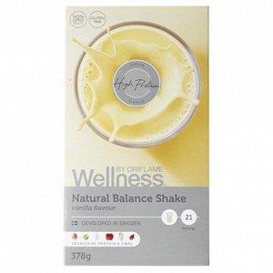 Сухая смесь для коктейля Natural Balance – ванильный вкус