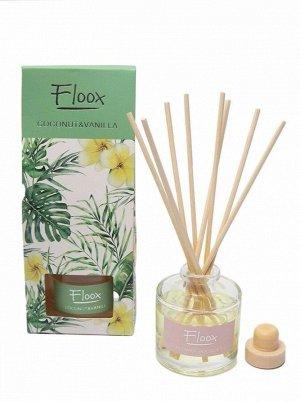 "Диффузор Floox Coconut&vanilla аромат ""Кокос и ваниль"", 45 мл"