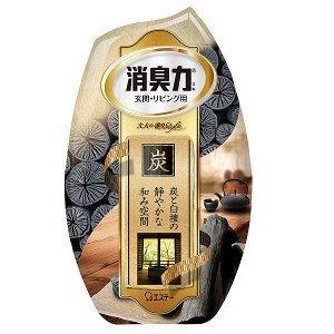 """Жидкий освежитель воздуха для комнаты """"SHOSHU-RIKI"""" (с легким аром угля и сандалового дерева) 400 мл"""
