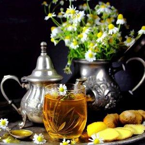Чай из трав «Сила Духа» (утренний) (снижение сахара, противодиабетический)