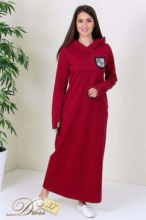 Платье «Лилия» ягода