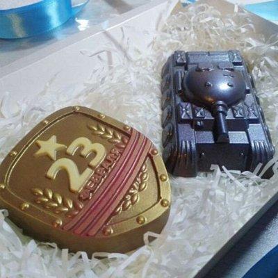 Бельгийский шоколад на подарки. — Мужская коллекция — По поводу