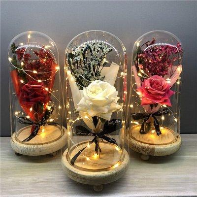 Подарки для Близких и Любимых! Игрушки!  — Эта роза не завянет! Эффектное поздравление! — 8 марта и 23 февраля