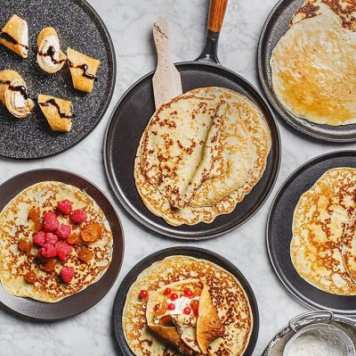 Лучшие сковородки-гриль для вашего идеального ужина! — Блинницы 😍 огромный выбор и нереальные цены! — Сковороды