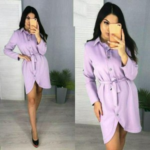 Платье Длина 92 см Ткань Барби
