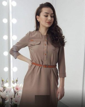 Платье ТКАНЬ: ЛАЙТ ДЛИНА 90-95 СМ