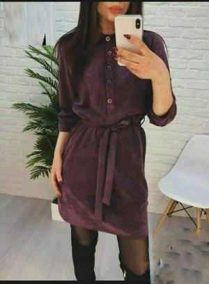 Платье Вельвет Длина: 90-95см
