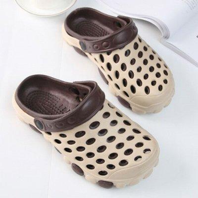 Супер цена на обувь для пляжа, дома, дачи! Кроксы, шлепки — Кроксы — Тапочки