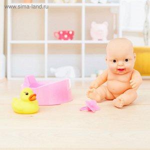 Кукла  Маленькое чудо Пупс 17см с горшком в ассортименте 178051