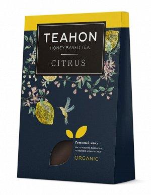 Имбирно-цитрусовый, жидкий концентрат чайного напитка TEAHON, 170 мл