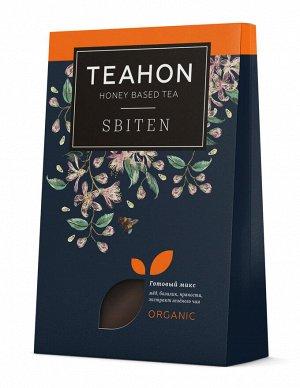 Сбитень традиционный, жидкий концентрат чайного напитка TEAHON, 170 мл