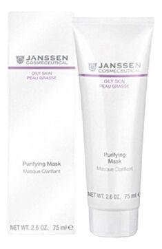 Purifying Mask Себорегулирующая очищающая маска JANSSEN