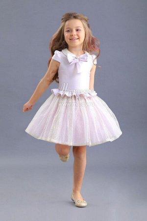Платье розовый