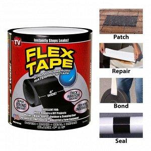 Универсальная водонепроницаемая клейкая лента Flex Tape
