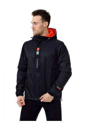 Мужская двухсторонняя куртка Super Pogo 5526_Черный