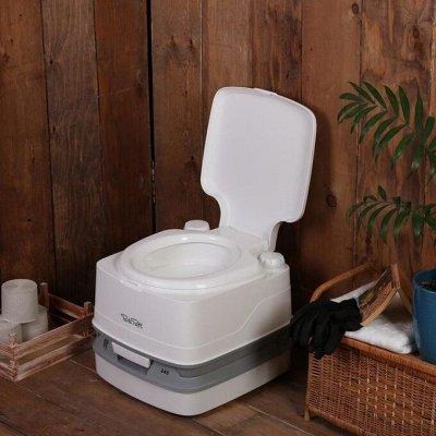 Готовимся к дачному сезону - все для сада и огорода — Дачные туалеты