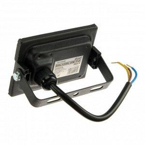 Прожектор светодиодный duwi eco, 20 Вт, 1600 Лм, 6500 К, IP65