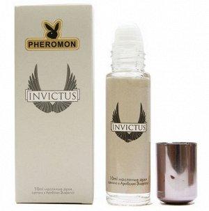 Аромат по мотивам Paco Rabanne Invictus pheromon For Men oil roll 10 ml