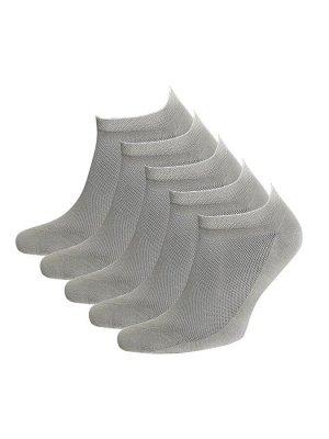 Носки мужские короткие сетка Sport * Набор из 5 пар