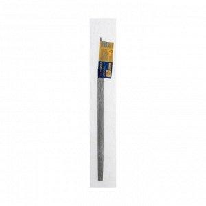 Напильник TUNDRA, для заточки цепей пил, трехгранный, сталь У10, №3, 200 мм