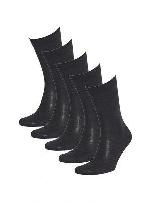 Носки мужские однобортные Classic * Набор из 5 пар