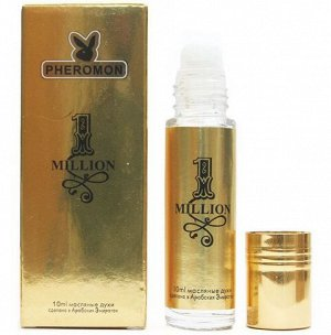 Аромат по мотивам Paco Rabanne One Million pheromon For Men oil roll 10 ml