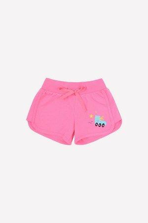 Шорты+girls (розовый к1258)