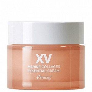 Крем для лица Marine Collagen Essential Cream ESTHETIC HOUSE 50 мл