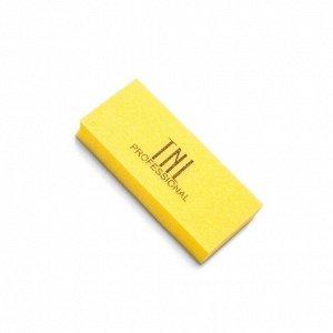 Баф medium - желтый в индивидуальной упаковке TNL