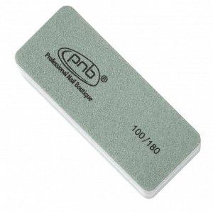 Мини-баф для ногтей PNB 100/180 Grey