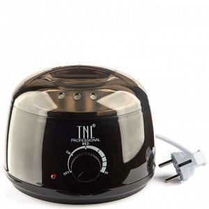 Воскоплав для горячего воска wax 100 чёрный TNL 400 мл