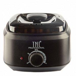 Воскоплав для горячего воска wax 200 чёрный TNL 400 мл