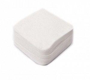 Салфетки одноразовые спанлейс 7х7 см White Line  100 шт/уп