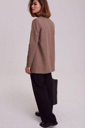 Комплект 3-х пр:   жакет  +   футболка   +  брюки  2401
