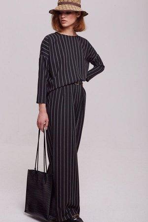 Комплект  2-х пр:  блузка  +  брюки   2406