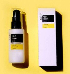 Витаминная сыворотка для сияния кожи Vita C Bright Serum