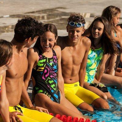 Все для плавания, шапочки, очки, купальники, плавки — Распродажа, скидки на все до -70%! — Виды спорта