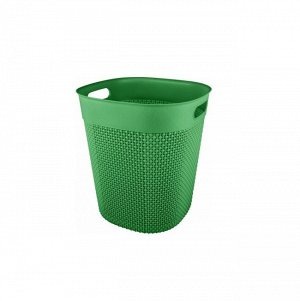 Корзина для бумаг OSLO 16л, цв.бархатно-зеленый PT1354БЗ-8
