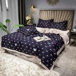 Комплект постельного белья Сатин Роял Тенсель TS024