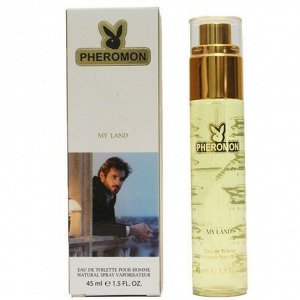Аромат по мотивам Trussardi My Land pheromon edt 45 ml