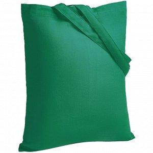 Холщовая сумка Neat 140, зеленая
