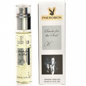 Аромат по мотивам Kilian Smoke For The Soul For Men pheromon edp 45 ml