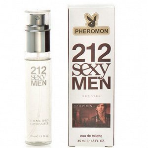 Аромат по мотивам Carolina Herrera 212 Men Sexy pheromon edt 45 ml