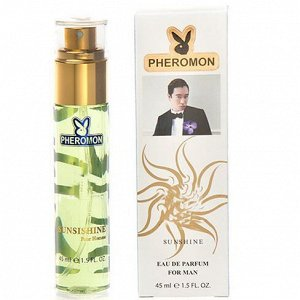 Аромат по мотивам Amouage Sunshine Men pheromon edp 45 ml