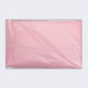 Аппликатор игольчатый «Коврик» на мягкой подложке, 171 колючка, розовый, 32х51 см