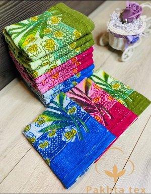 Для кухни махровые полотенца для кухни, цвета в ассортименте. Размер 34*76 см. Отпускается кратно 12