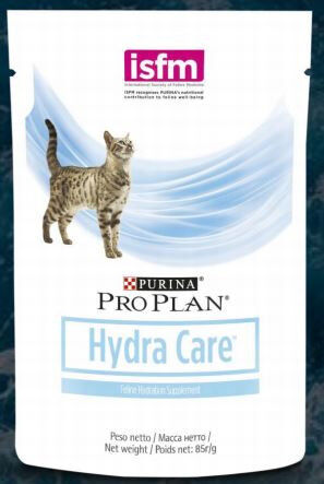 Purina Hydra Care влажный корм добавка для малопьющих кошек 85гр