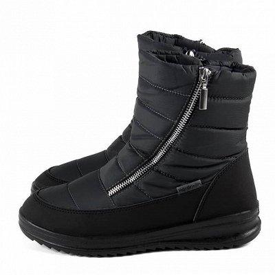 Смело топаем по лужам в сапожках NORDMAN  — Женские демисезонные ботинки — Осенние
