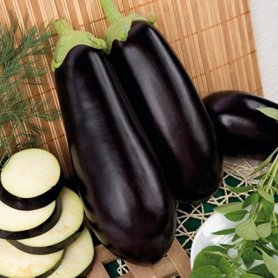 Мудрый дачник🌱 Акция! Лук севок от 69 рублей! Голландия  — Баклажаны — Семена овощей
